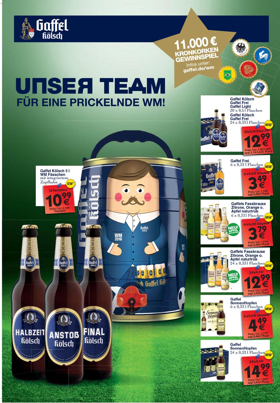 Angebote: Getränke Ditscheid Hennef